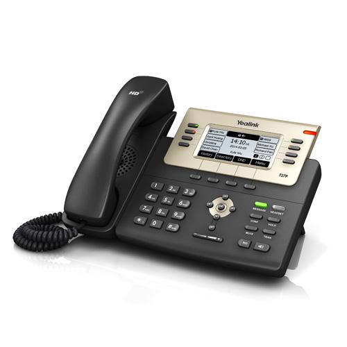 Yealink SIP-T27P HD IP Phone ,6 SIP account, BLF/BLA,National language,Broadsoft /Avaya/Asterisk validated VoIP Phone(China (Mainland))