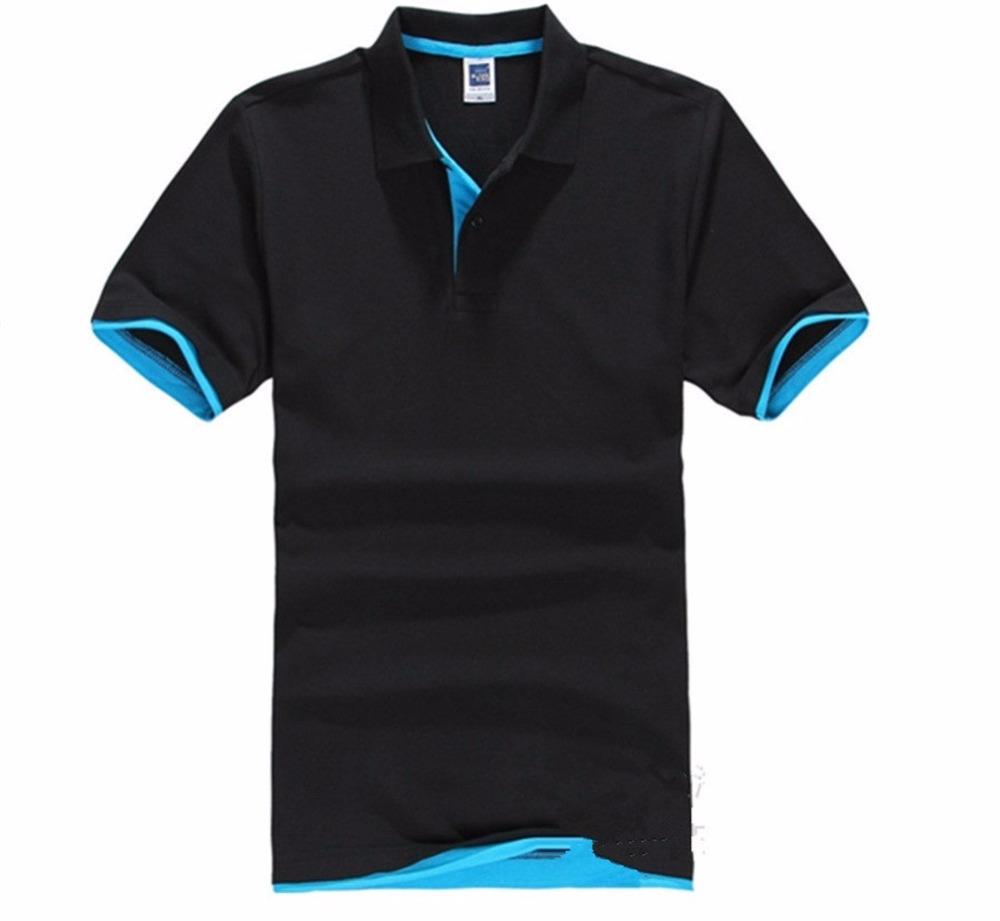 New 2016 Men's Brand Polo Shirt Polos Men Short Sleeve shirt sports jerseys golf tennis Free Shipping(China (Mainland))