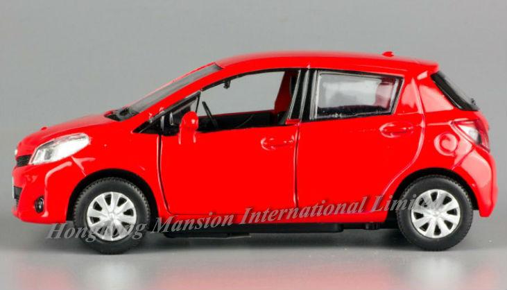 136 Car Model For TOYOTA Yaris (9)