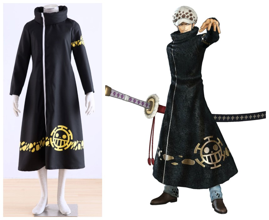 ONE PIECE Cosplay Trafalgar Law cosplay cosumes-in ...