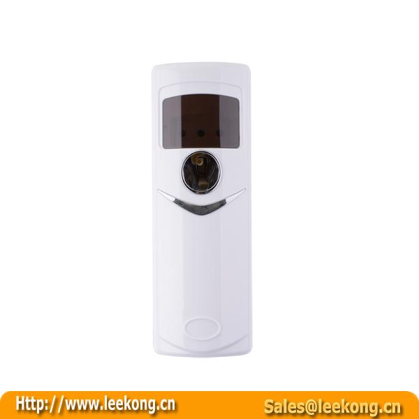 Automatic aerosol dispenser toilet perfume dispenser for Bathroom air freshener