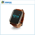 New Arrival A16 GPS Health Elderly Smart Watch with Heart Rate Monitor Pill Reminder GPS Beidou