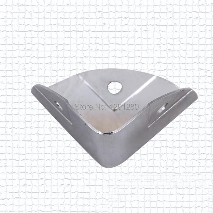 free shipping metal corner bracket air box corner Luggage bag hardware accessories tool box sound furniture