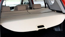 Beige Retractable Rear Cargo Trunk Cover For TOYOTA RAV4 2013 2014 2015 2016(China (Mainland))