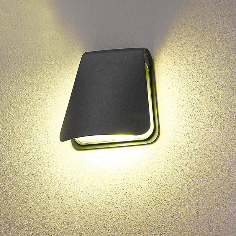 Acquista all'ingrosso online led outdoor wall light ip55 da ...