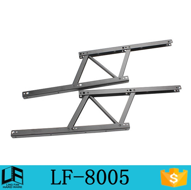 Hot Sale Space Saving Furniture Hardware Coffee Table Lift Hinge Iron Folding Table Bracket
