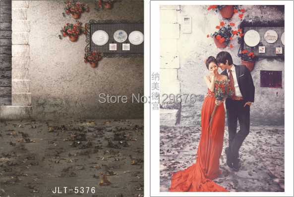 Фотография 3m*5m Wedding Dress Photography Backdrops Vinyl Custom Photo Studio Background  JLT-5376