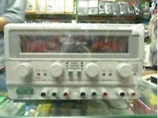GwINSTEK BENCH DC POWER SUPPLY GPC 3030D 0-30V 3A 3ch.(China (Mainland))