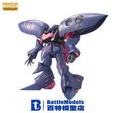 Genuine BANDAI MODEL 1/100 SCALE Gundam models #161398 MG Qubeley Mk-II (ELPEO PURU) plastic model kit