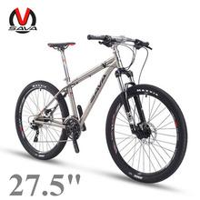 "30 Speed, 26""/27.5"", Titanium Alloy, High-quality, Oil Disc Brake, Mountain Bike.(China (Mainland))"