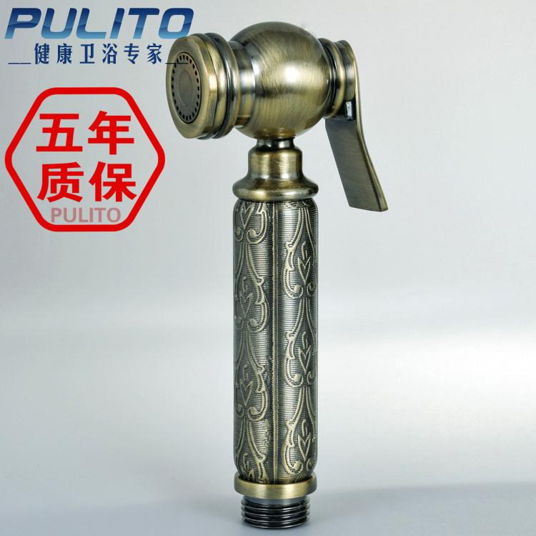 PolyOne более зеленая бронза античная резные небольшой насадкой под давлением промывка туалет биде биде 105,071
