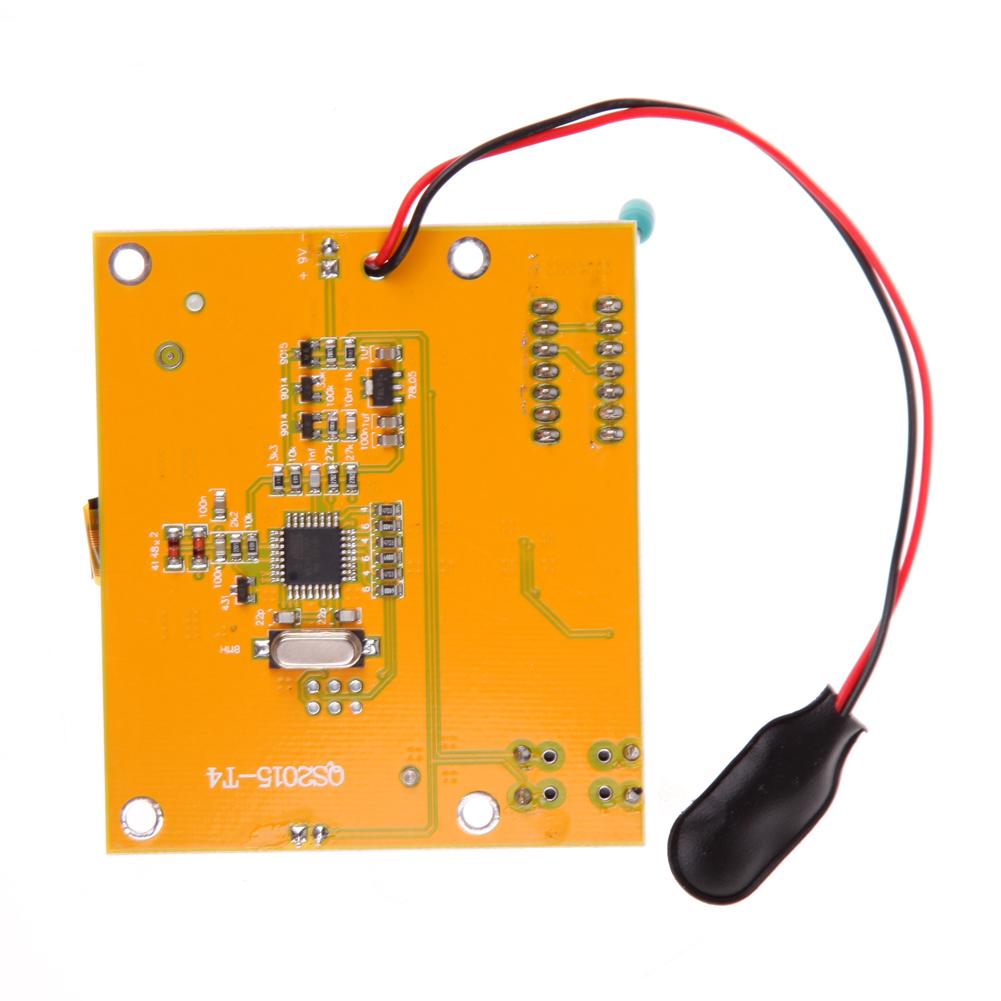 LCR-T4 ESR Meter Transistor Tester Diode Triode Capacitance SCR Inductance