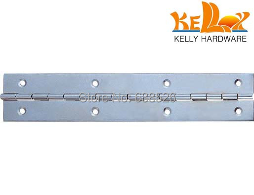 stainless steel 304 door continuous hinge OEM serivice 0.6mm thickness 30mm Width(China (Mainland))