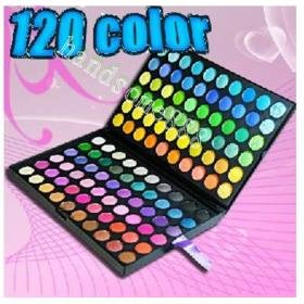 Free shipping!!! New arrive!!! Professional 120 color shadow eyeshadow Makeup Palette(20set/lot
