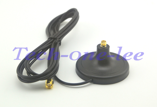 10m cable gsm 5db outdoor antenna with n male connector /umts/hspa/cdma