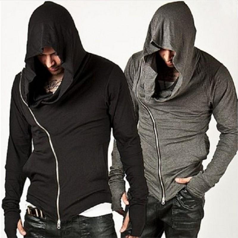 Brand Design Men Hoodies Hop Streetwear Zipper Fashion Sweatshirt Men's Tracksuit Men Assassins Creed Hoodies,138