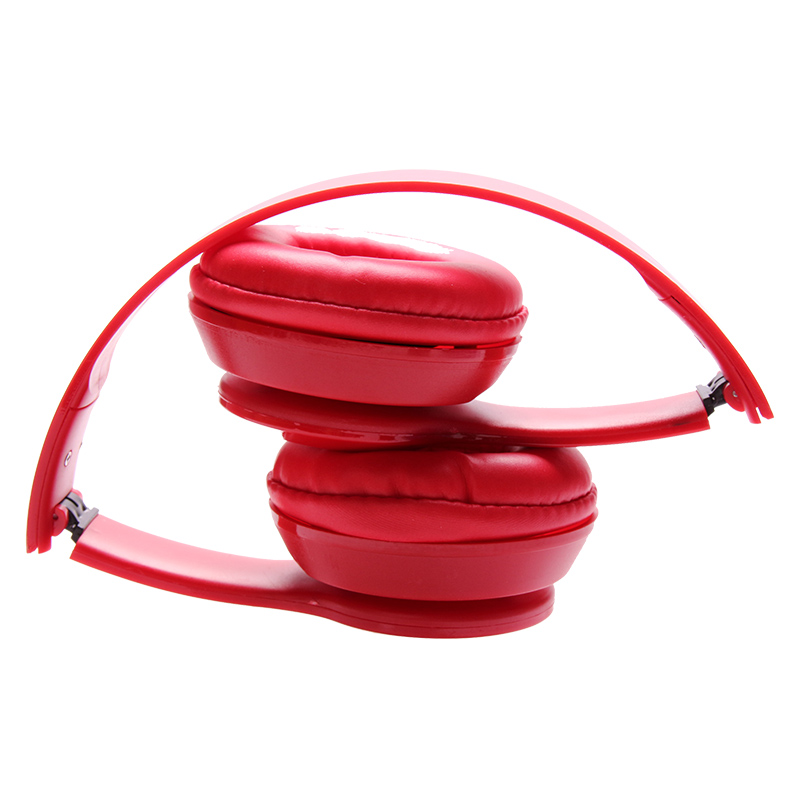 Glylezee Headband Stereo Headset with 6 Candy Colors with Mic Headphones 3.5mm Port for Cellphone Music Player Computer