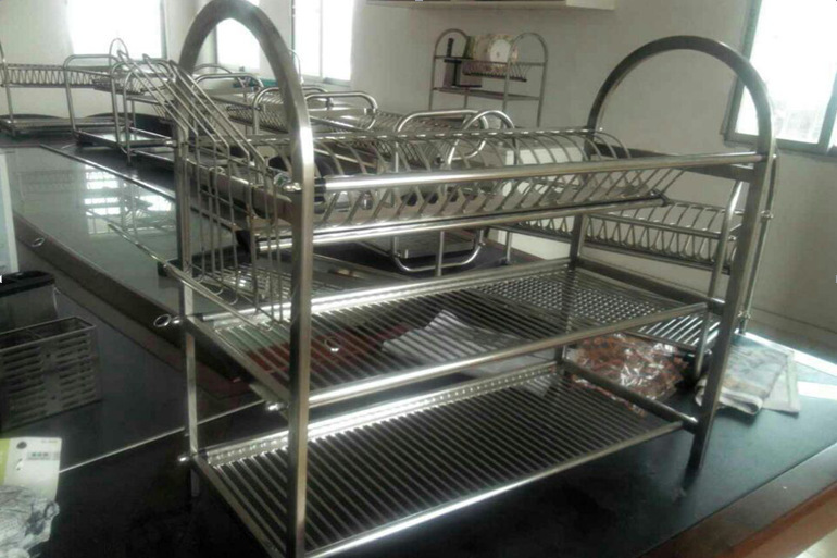 Specializing in the production of multi functional three dish rack factory custom large favorably Recommended