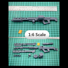 For 1:6 1/6 Scale 12 inch Action Figures Avatar MG62 Heavy Machine Gun Free Shipping 1/100 MG Bandai Gundam Model Can Use 000445