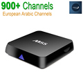 M8S Amlogic S812 Android 4 4 Smart TV Box with Qhdtv Iptv Account Arabic Sport Canal