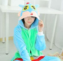 Monster Bull Animal Kawaii Pyjamas Halloween Animal Pajamas Hooded Anime Onesie Cosplay Costume for Adults