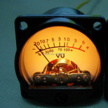 Buy Dc/Ac 6v-12v Panel Vu Meter Warm Back Light Recording&Audio Level Amp Dc Resistance 630 Ohm 500ua Audio Power Amplifier Vu Meter  Co. Ltd) for $6.89 in AliExpress store