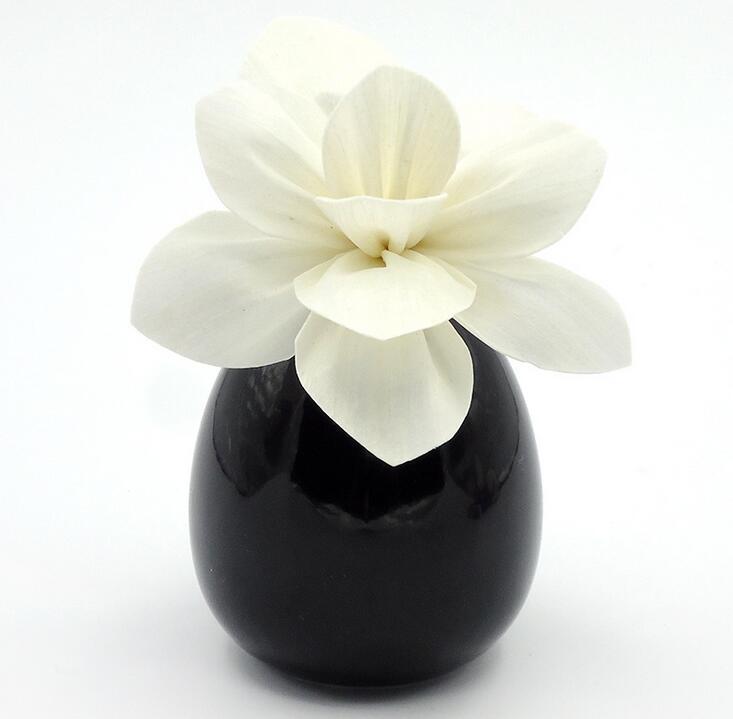 DIY Daffanlia diffusing solar flower 100pcs/lot Dia9cm Decoration flower air freshner flower Manufacturer supplied(China (Mainland))