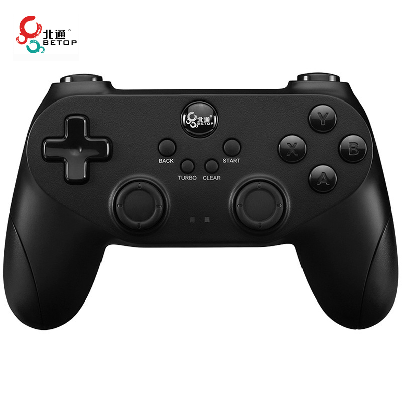 Hot Betop BTP-D2IN Bluetooth Wireless Computer Game Controller Joypad Gamepad with Lithium Battery for PC for PS3 for Android(China (Mainland))