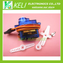 NEW  10PCS/LOT SG90 9g Mini Micro Servo for RC for RC 250 450 Helicopter Airplane Car Free Shipping(China (Mainland))