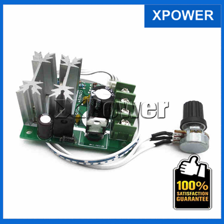 Free shipping PWM CCM6C DC Motor Speed Controller 20A 24V 12V 6V Speed Control Stepless Speed Control Switch Controller(China (Mainland))