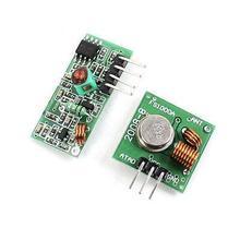 433Mhz WL RF Transmitter + Receiver Module Link Kit Arduino/ARM/MCU Wireless - Bill Zheng 's Store store
