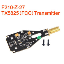 Original Walkera F210 RC Helicopter Quadcopter Spare Parts TX5825 (FCC) Transmitter F210-Z-27