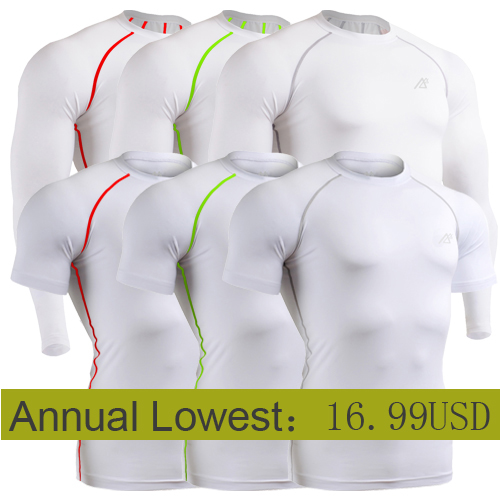 mens t shirts fashion 2015 quick dry polyester fitness shirt men clothes breathable sportswear fashion top tee compression M-4L(China (Mainland))
