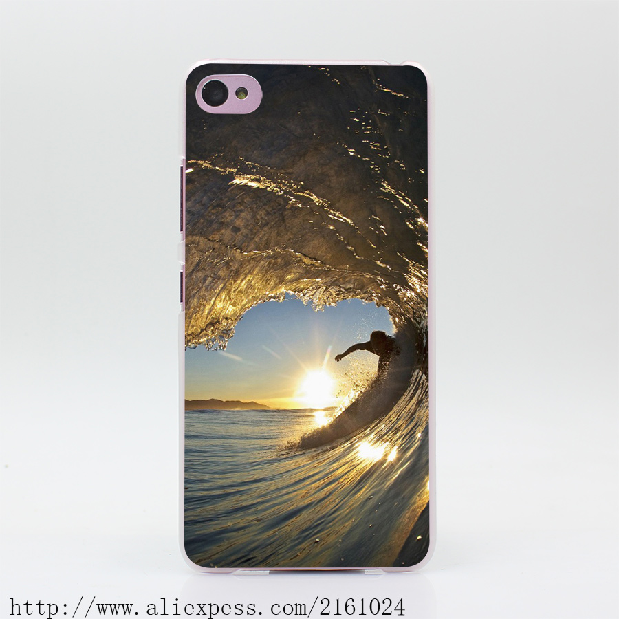 1320U Surfboard Wave Hard Case Cover for Lenovo S60 S90 S850 A536 A328(China (Mainland))