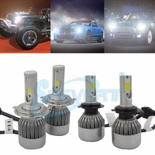 Buy SPEVERT 6000K 110W 20000LM LED Headlamp Bulbs H1 H7 H3 H8/H9/H11 9005/HB3/H10 9006/HB4 880 5202/H16 H4 9004/9007 H13 High/Low for $34.97 in AliExpress store