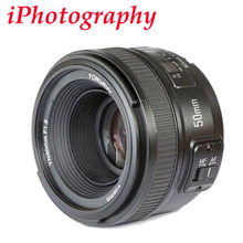 Buy YONGNUO YN 50mm f1.8 AF Lens YN50mm Aperture Auto Focus Large Aperture Nikon DSLR Camera AF-S 50mm 1.8G, YN35mm F2.0 F2N for $72.89 in AliExpress store