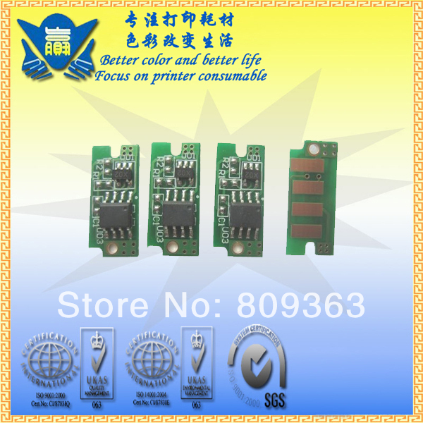 Wholesale 1.4K Compatible Color Toner Chip for Xerox 6000 6010 6015,Free Shipping!(China (Mainland))