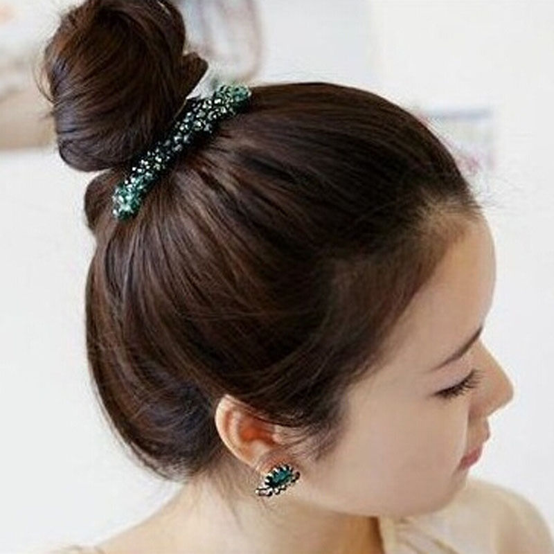 how to get barrettes to stay in