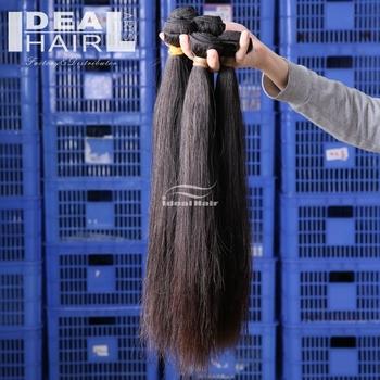 Natural brazilian virgin hair bundles straight , 2pcs , 3 pcs, 4pcs lot, hot selling brazilian straight hair human hair weave