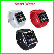 Bluetooth-смарт часы мода android-автомобильный цифровой спортивные наручные из светодиодов часов пара для iOS телефон наручные SmartWatch