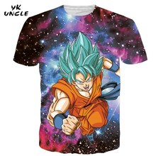 Buy 3D Goku/Vegeta Printed Tees Tops T-shirt Mens Tshirts Anime Dragon Ball T shirts Super Saiyan Men Casual Tee Shirts,YK UNCLE for $8.79 in AliExpress store