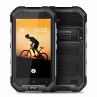 Blackview BV6000 IP68 Waterproof Android 6.0 Phone 4G LTE MTK6755 Octa Core 4.7