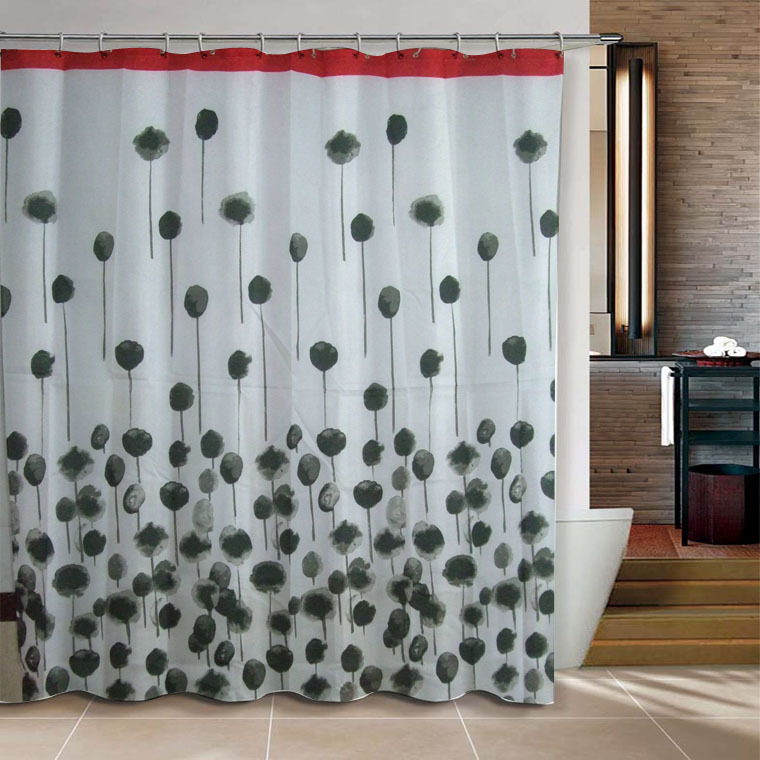 Cortinas De Baño Quality:Bathroom Shower Curtain