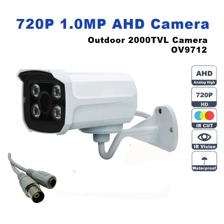 AHD Analog HD Surveillance Camera 1/4 CMOS 2000TVL 3.0MP Lens 720P AHD Camera CCTV Keamanan Outdoor IR Cut Filter Hot<br><br>Aliexpress