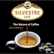 The strong fragrance bag mail Silvestre capusal Spain imported FORTIS Brown pure workshopnespresso capsule slim freezer