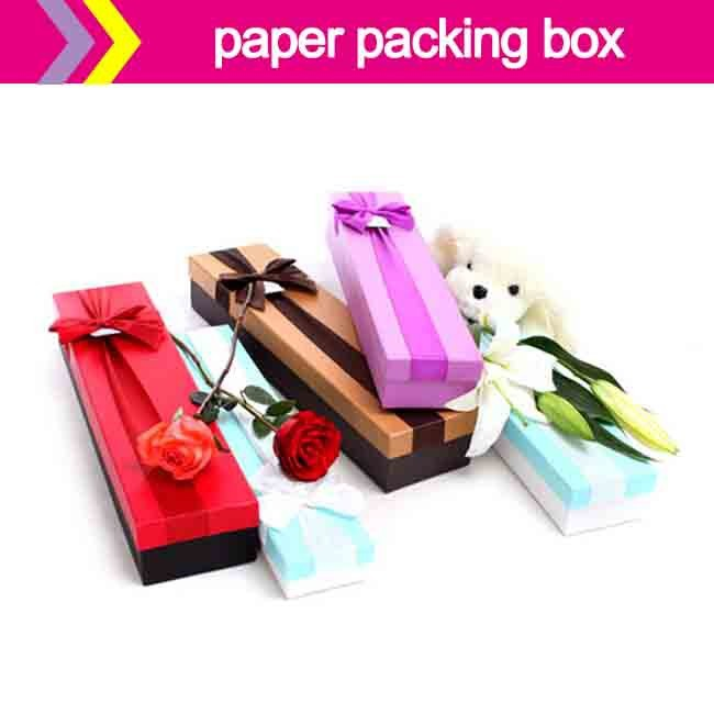 cheap packaging paper box printing