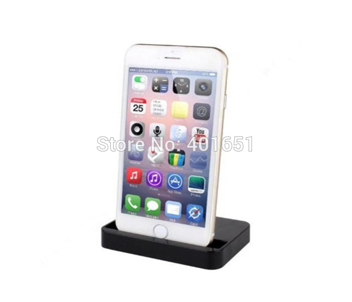 100% Brand New cellular phone accessories Sync Dock faceplates cell phone cases for iPhone 6/iPhone 6 Plus Only(China (Mainland))