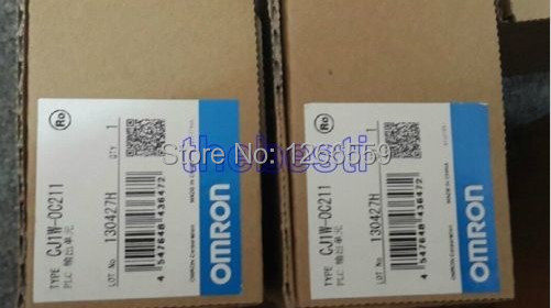 New In Box Omron Relay Contact Output Unit CJ1W-OC211 PLC(China (Mainland))