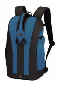 Free shipping Lowepro Flipside 300 (blue) Digital SLR Camera Photo Bag Backpack with All Weather Cover