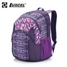 Luxcel women Backpack For Student Teenager School bag Casual Daypacks  travelling rucksack Sport Backpack free shipping(China (Mainland))